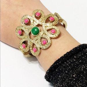 Lilly Pulitzer Jubilee Cuff Bracelet